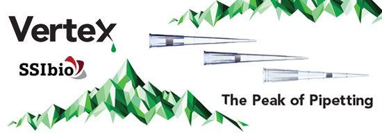 Vertex Pipette Tips - The Peak of Pipetting