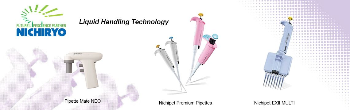 Nichiryo Liquid Handling Products